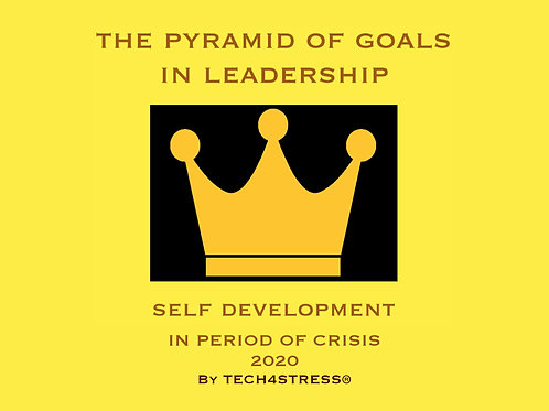 PYRAMID OF GOALS by The Zen Performer®