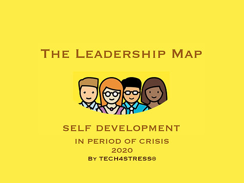 LEADERSHIP MAP by The Zen Performer®