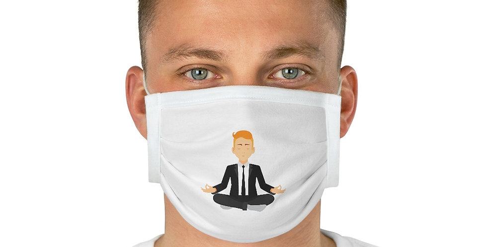Cotton Face Mask (EU) by The Zen Performer