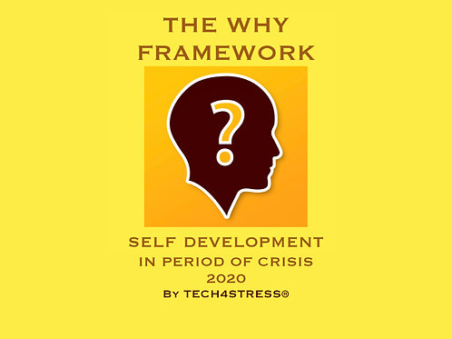 THE WHY FRAMEWORK by The Zen Performer®