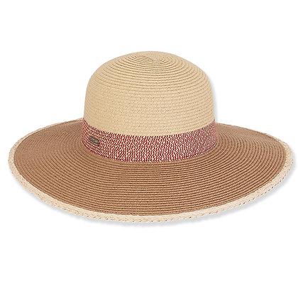 Sun N Sand Natural Gale Sun Hat
