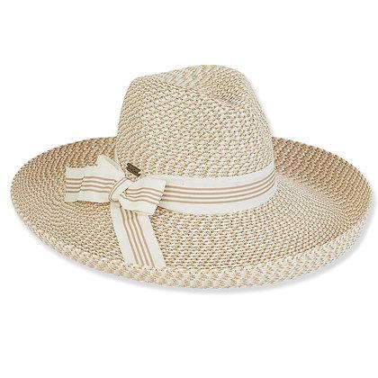 Sun N Sand Natural Sirena Sun Hat