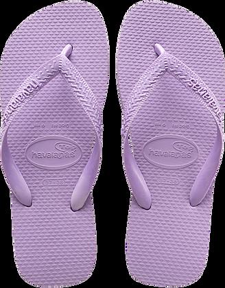 Havaianas Light Lilac Top Flip-Flops