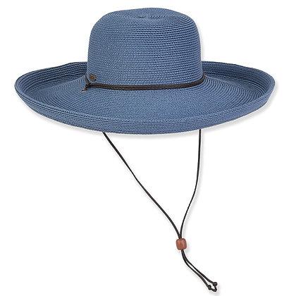 Sun N Sand Denim Yukon Sun Hat