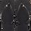 Thumbnail: Havaianas Black Slim Crystal Glam Flip-Flops
