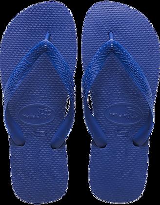 Havaianas Marine Blue Top Flip-Flops