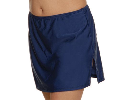 T.H.E. Navy Flip Skirt