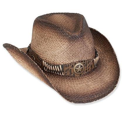 Sun N Sand Star Buckle Western Hat