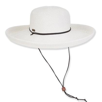 Sun N Sand White Yukon Sun Hat