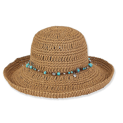 Sun N Sand Toast Puka Sun Hat
