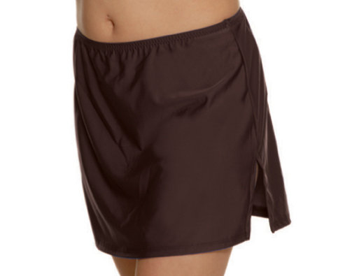 T.H.E. Brown Flip Skirt