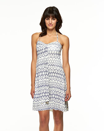 Skye Ivory Print Diva Dress