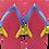 Thumbnail: Havaianas Neon Pink Top Mix Flip-Flops
