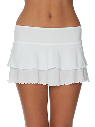 Body Glove White Lambada Skirt