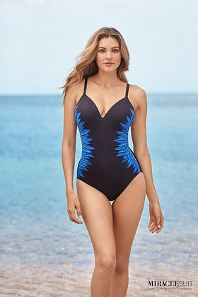 Miraclesuit Blue Curacao Temptation One-Piece