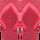 Thumbnail: Havaianas Neon Pink Top Flip-Flops