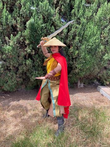 Dragon Heart Warrior