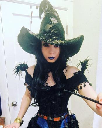 Spooky Witch