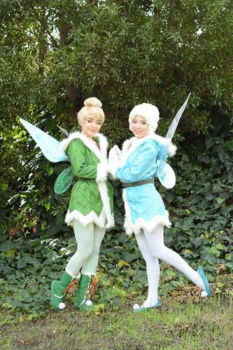 Winter Tinker and Frost Fairies