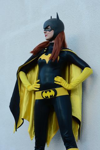 Lady Bat Hero