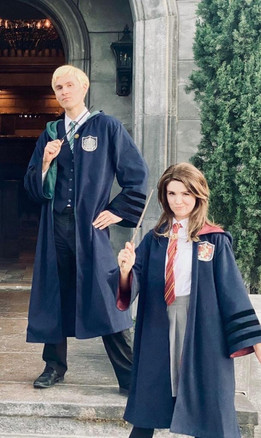 Wizard Student's