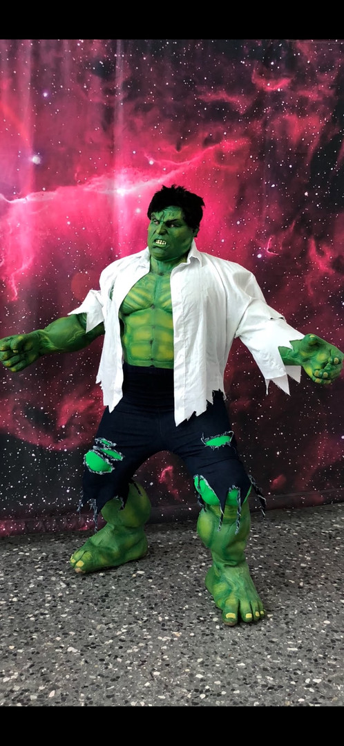 Big Green Guy