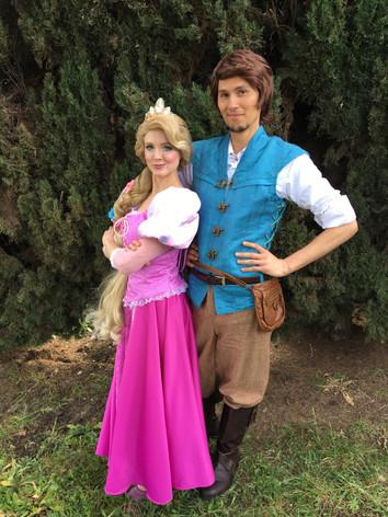Lost Princess & Thief Prince