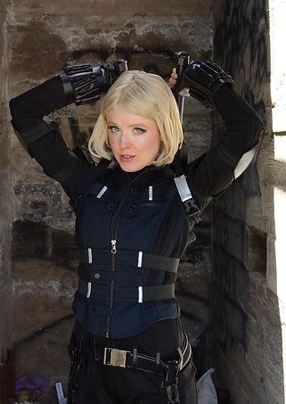 Agent Widow
