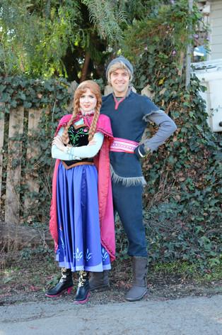 Ice Master & Snow Princess