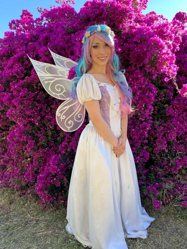 Fairy Unicorn Princess Cora