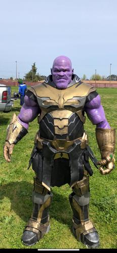 Infinity Warrior