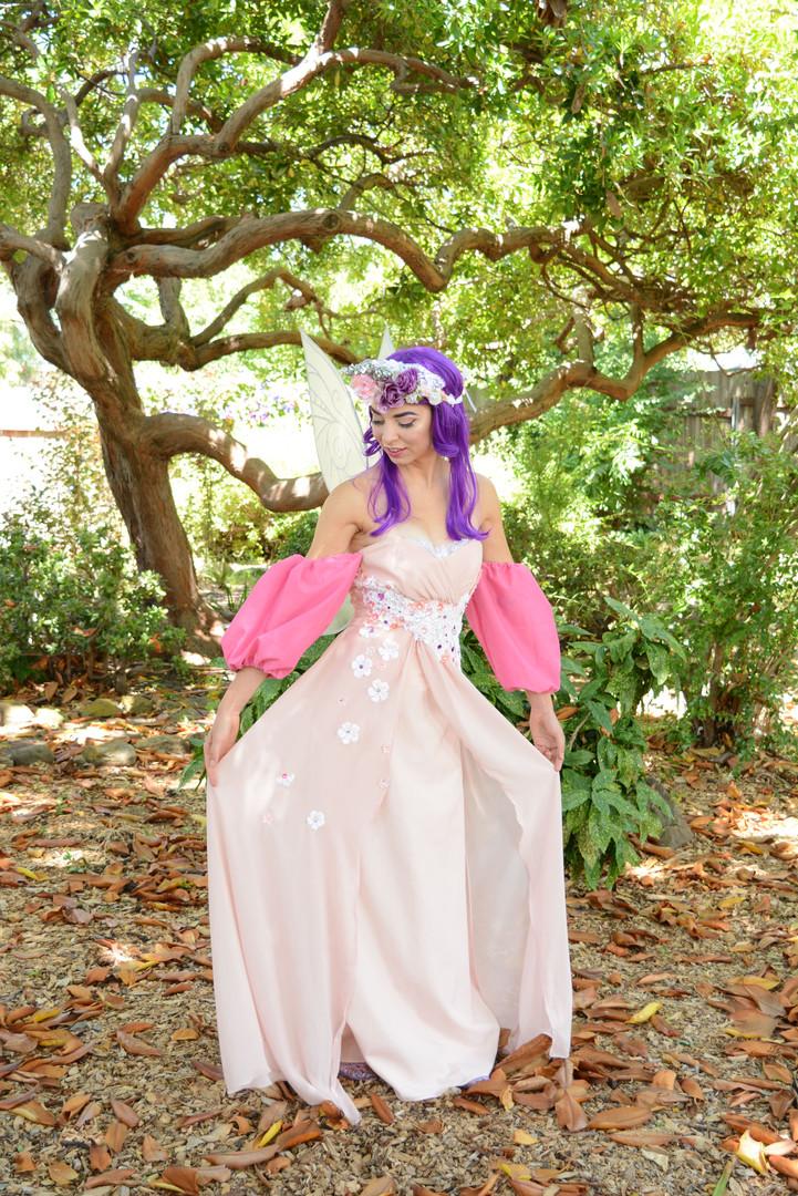 Unicorn Princess Juliet