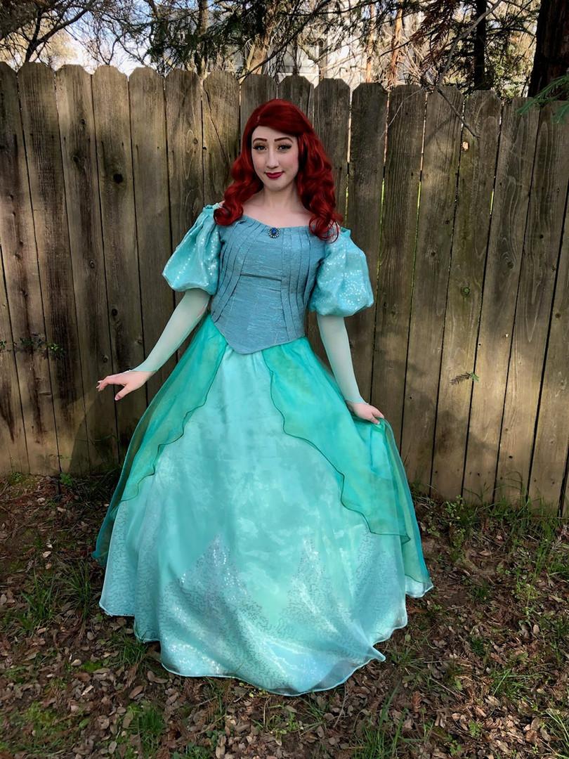 Fancy Mermaid Princess