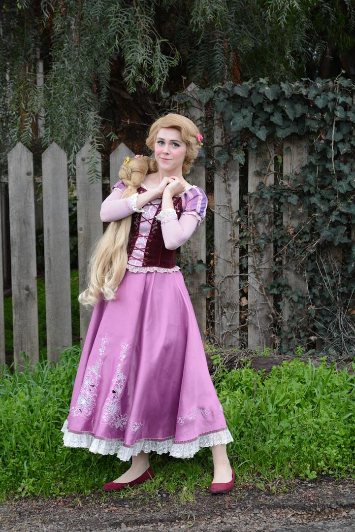 Tangled Princess
