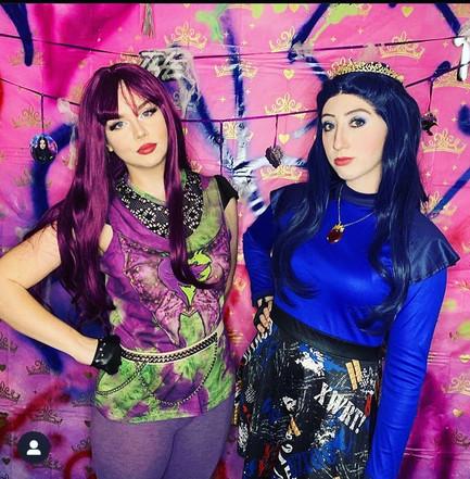 Dragon Girl & Fashionista
