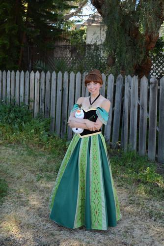 Snow Princess (Coronation)
