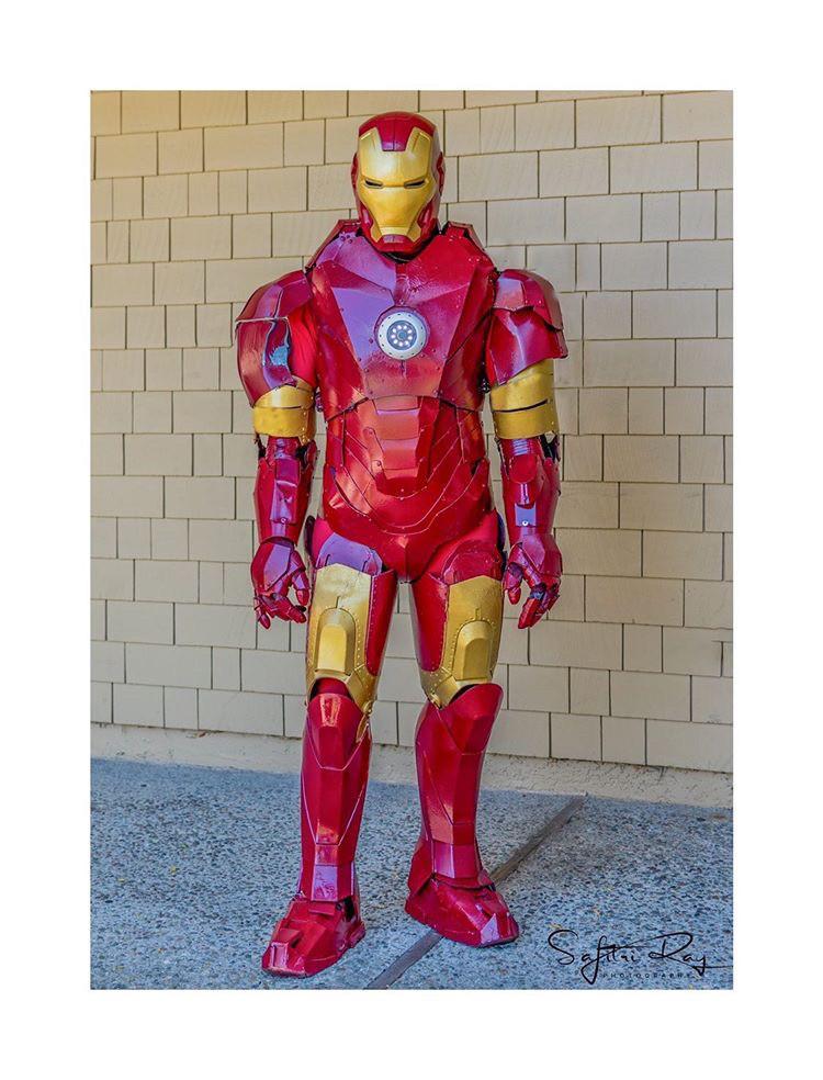 Iron-hero