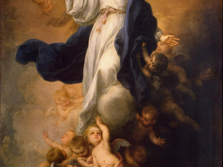 Sermon: The Assumption of Mary
