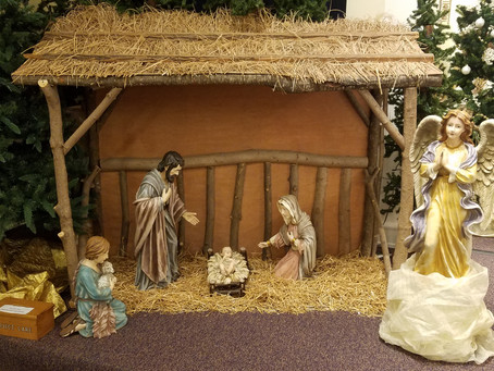 Christmas Sermon: Being Interrupted by God