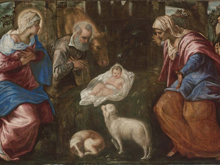 Christmas Sermon: Becoming Christ-Bearers