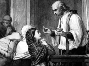 Sermon: Preparing to Receive the Eucharist