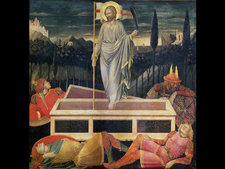 Easter Sunday Sermon: Witnesses of the Resurrection