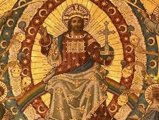 Sermon: The Face of Christ the King
