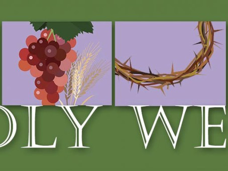 Holy Week at St. John's