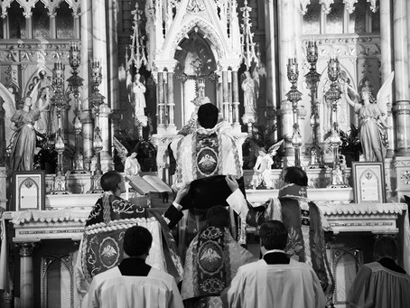 Sermon: True Prayer at Mass