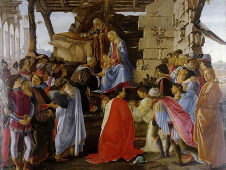 Kneeling Where Prayer Has Been Valid: Epiphany 2021