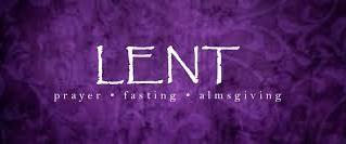 Lenten Message from Bishop Rhoades