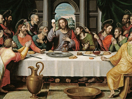 Maundy Thursday Sermon: Christ's Body Given for You