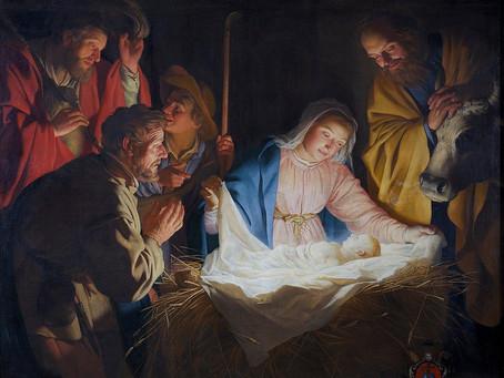 Christmas Sermon: Jesus Disrupts Everything