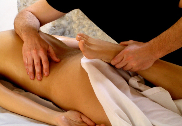 Massage Californien à Laval